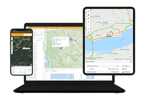 gps tracking system on all your devices
